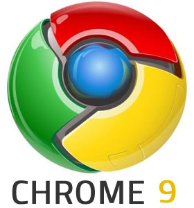 Google Chrome 9 listo para descargar