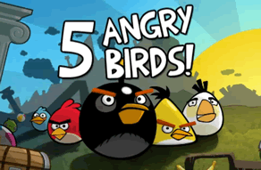 Angry Birds para iPhone, iPad, iPod Touch