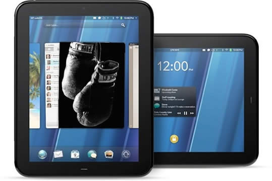 HP presenta HP Touch Pad con webOS